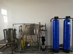 净水设备-反渗透纯净水设备