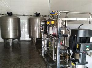 食品厂净水设备
